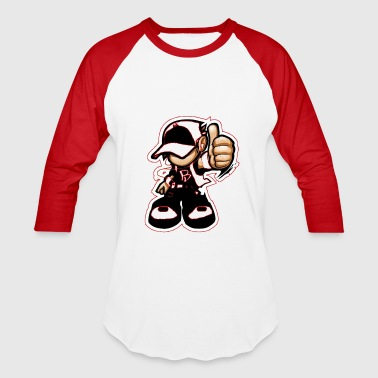 B Boy - Baseball T-Shirt