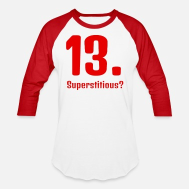 Superstition Superstition - Baseball T-Shirt