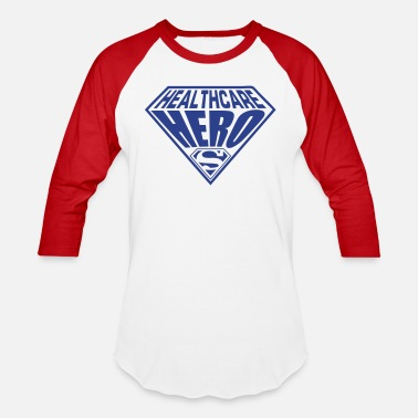 Health Healthcare Hero 03 - Unisex Baseball T-Shirt