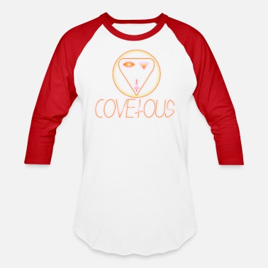Covetousness sunburst covetous - Unisex Baseball T-Shirt