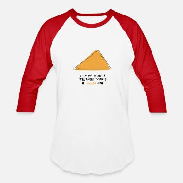 Triangle Triangle - Baseball T-Shirt