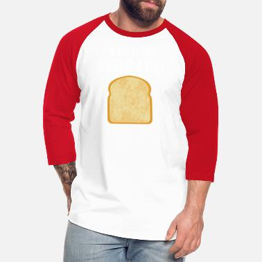 Couple Avocado Toast Couples Halloween Costume - Unisex Baseball T-Shirt