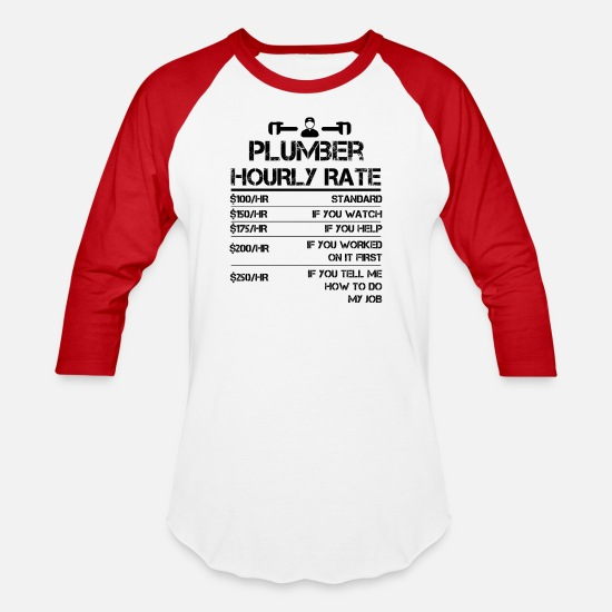 """""""Funny Plumber Hourly Rate Shirt Wrench Labor Rate ...  Funny Plumber Labor Rate Signs"""
