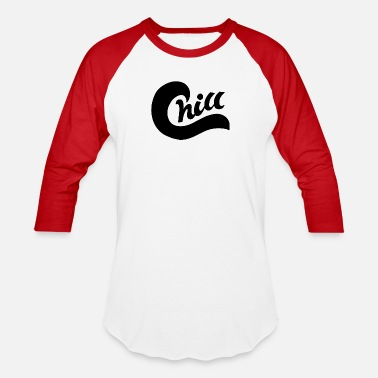 Chilled chill - Baseball T-Shirt