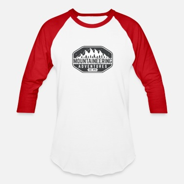 Advent mountaine advent - Unisex Baseball T-Shirt