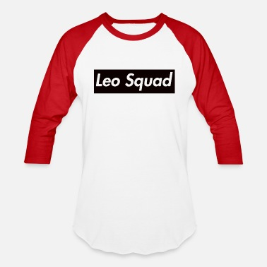 Sun Signs Leo Squad - Baseball T-Shirt