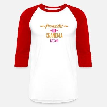 a0fc1417 Funny New Grandma Design 2019 Grandmother Nana - Unisex Baseball T-Shirt