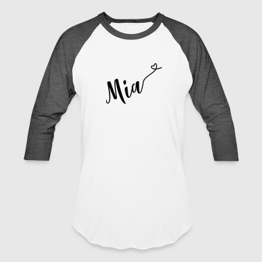 (mia) - Baseball T-Shirt
