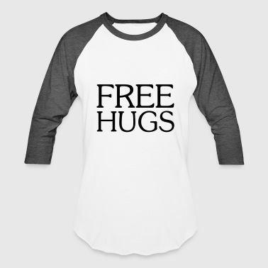 FREE HUGS - Baseball T-Shirt