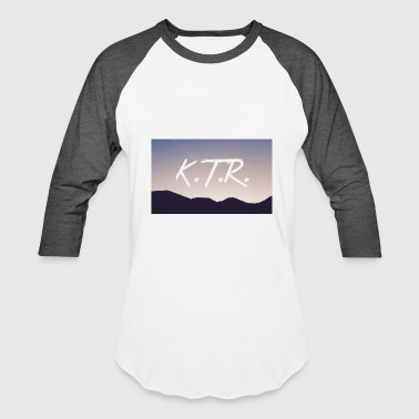 Official K.T.R. Merchandise - Baseball T-Shirt