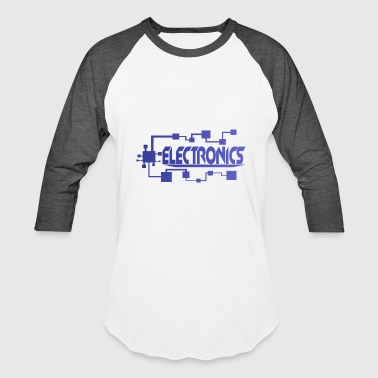 electronics - Baseball T-Shirt