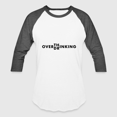 Correlate OVERTHINKING - Baseball T-Shirt