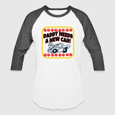 TV Game Show Apparel - TPIR (The Price Is...)Auto - Baseball T-Shirt