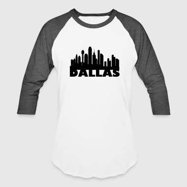 Triple D Dallas Skyline Basic Tee - Baseball T-Shirt
