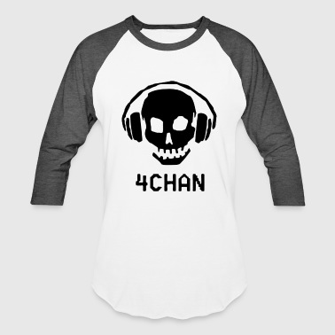 4chan - Baseball T-Shirt