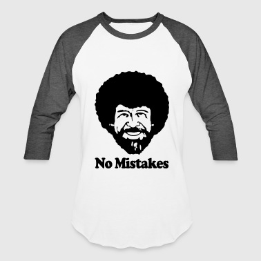 No Mistakes - Baseball T-Shirt