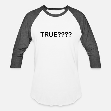 True Metal True - Baseball T-Shirt