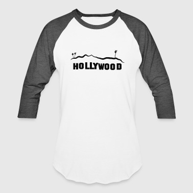 Hollywood Hollywood - Baseball T-Shirt
