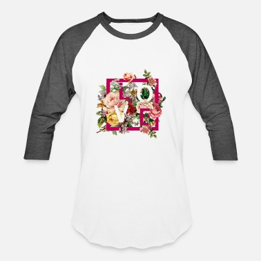 Fashion fashion and floral trend - Baseball T-Shirt
