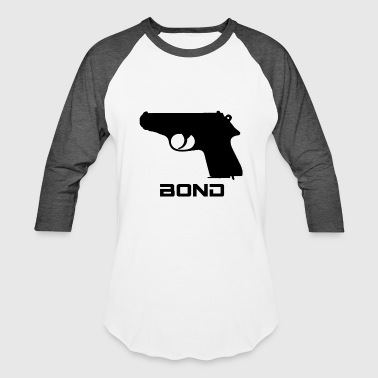 Walther Bearing Arms: Bond - Baseball T-Shirt