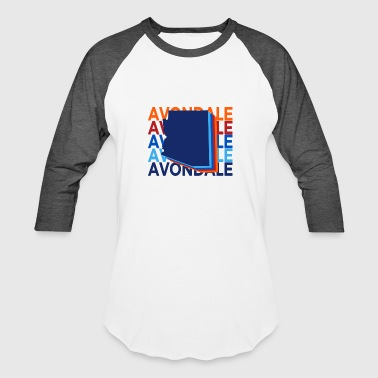 Vintage Arizona Avondale Arizona Vintage - Baseball T-Shirt