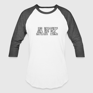 AFK - Gaming - Total Basics - Baseball T-Shirt