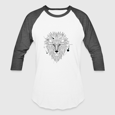 Angry Wilderness The lion king, The angry lion great animal funny - Baseball T-Shirt