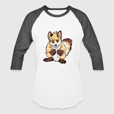 Furry Furry - Baseball T-Shirt