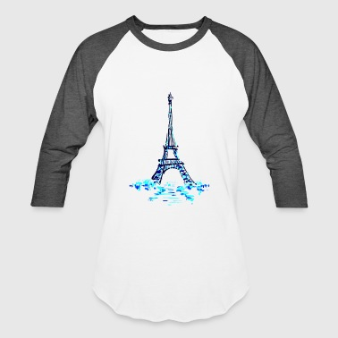 Tower Architecture tower on ice - Baseball T-Shirt