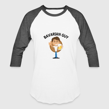 Bavarian Guy - Baseball T-Shirt
