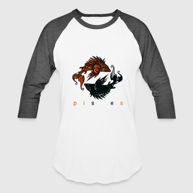 For Pisces Pisce - pisces - Baseball T-Shirt