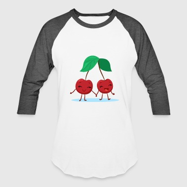 Cherry - Baseball T-Shirt