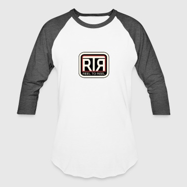 Reel To Reel - Baseball T-Shirt