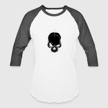 Black Skin Skin Deep (Black) - Baseball T-Shirt