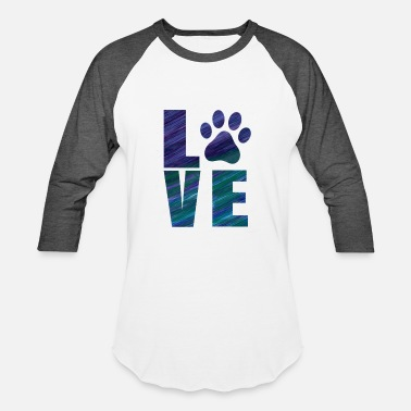 I Love My Pet I Love My Pet - Baseball T-Shirt