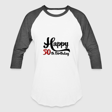50th birthday - Baseball T-Shirt
