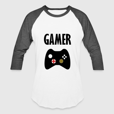 gamer 123 - Baseball T-Shirt