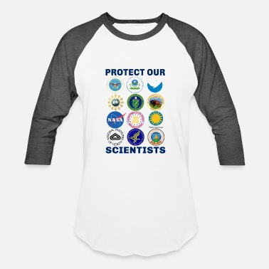 Science Protect Our Scientists Science March Pro Science - Baseball T-Shirt