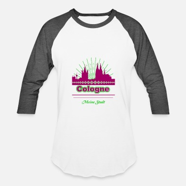 Cologne Cathedral Cologne - Baseball T-Shirt