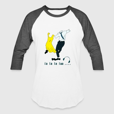 La La Land La la land dance - Baseball T-Shirt
