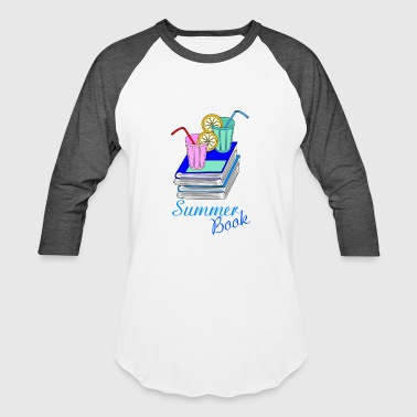 summer book - Baseball T-Shirt