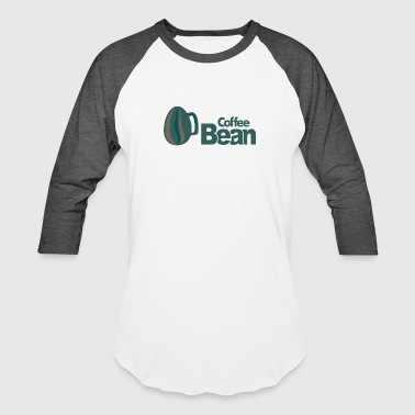 Coffee Bean Coffee bean - Baseball T-Shirt