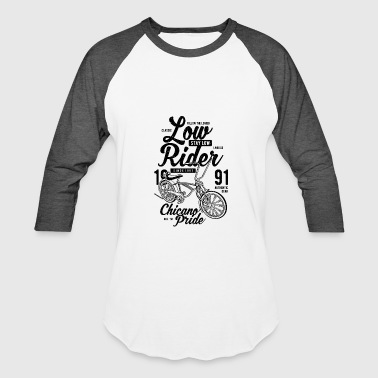 Low Classic Low Rider Bicycle - Baseball T-Shirt