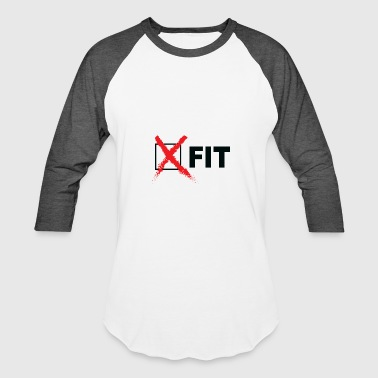 CROSSFIT - Baseball T-Shirt