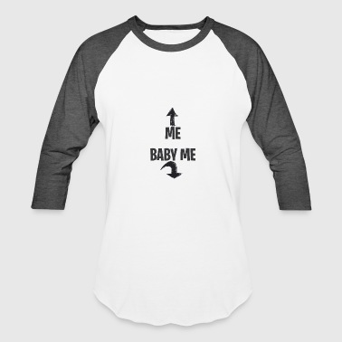 pregnant baby child born birth gift idea - Baseball T-Shirt