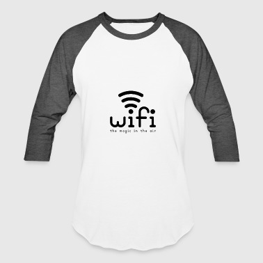 wifi - Baseball T-Shirt