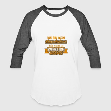 Funny Quote - Baseball T-Shirt