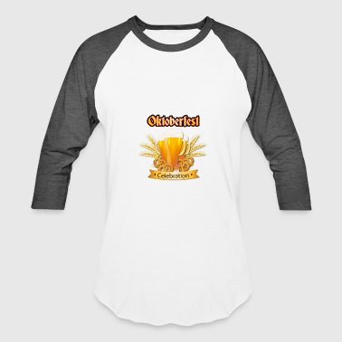 Adventureland oktoberfest - milwaukee oktoberfest 2018 - Baseball T-Shirt
