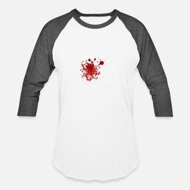 Stabs Stabbed - Baseball T-Shirt