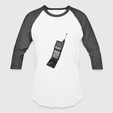 Old Cell Phone old cell phone2 - Baseball T-Shirt